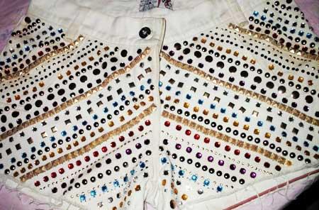 como fazer roupa customizada