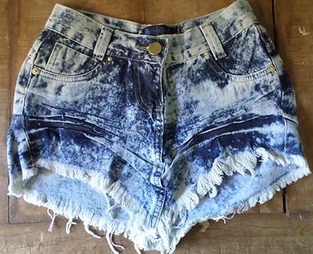 jeans de bico