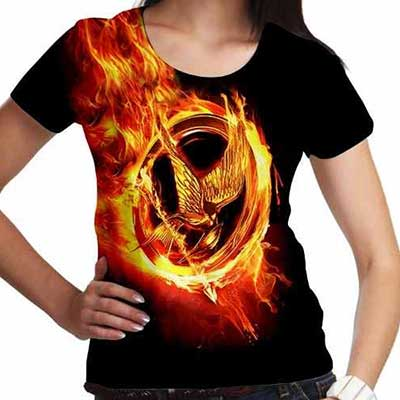 camiseta de games