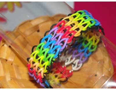 modelos de pulseiras de elásticos