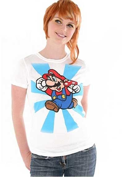 modelos de camiseta de games