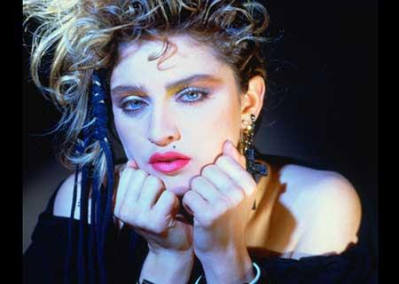 Imagens de Maquiagem dos Anos 80