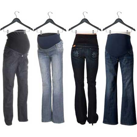 calças para grávidas