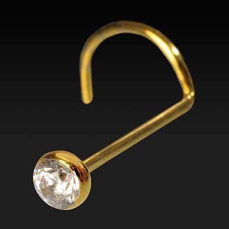 imagens de piercings de ouro