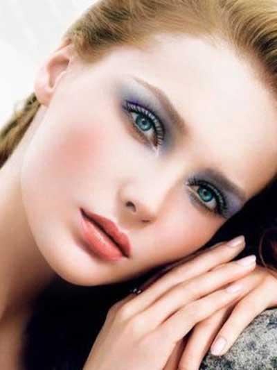 maquiagem perfeita feminina