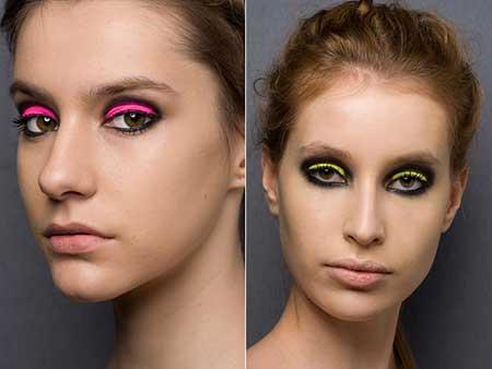Maquiagem dos Anos 80