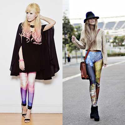 imagens de tendências femininas