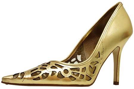 modelo de sapato social