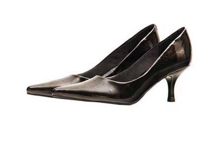 modelos de sapatos sociais femininos