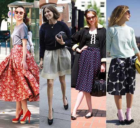 saias femininas da moda