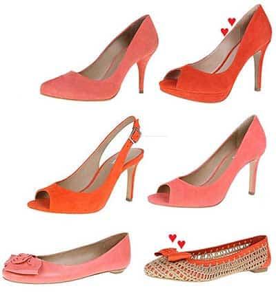 modelos de calçados femininos