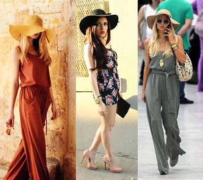 modelos de chapéis femininos