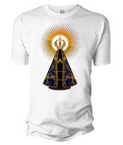 dicas de camisetas católicas