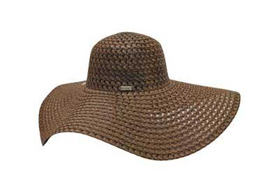 chapéis de palha para mulheres
