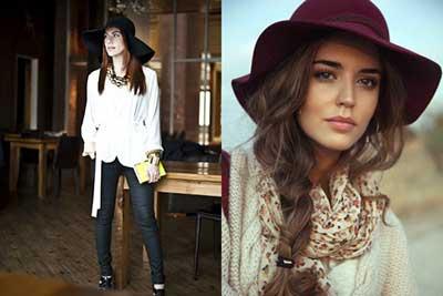 imagens de chapéis femininos