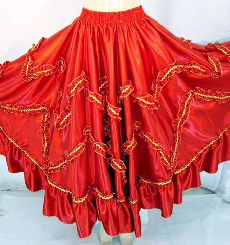 roupas ciganas femininas