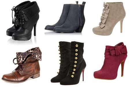lojas de calçados