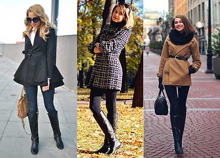roupas femininas de inverno