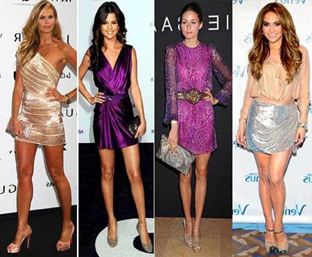 seleção da moda