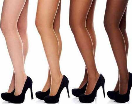 Modelo de Meia calça