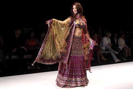 dicas da moda indiana