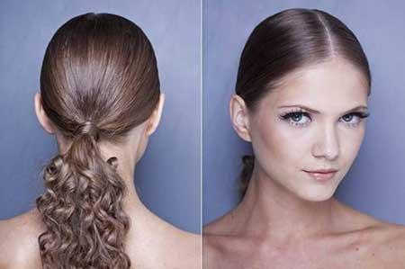 inspiração de penteados