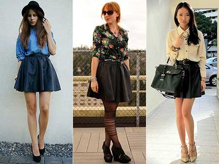 fotos da saias