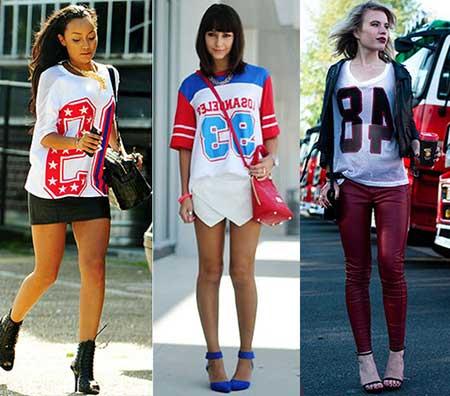 tendências de camisetas