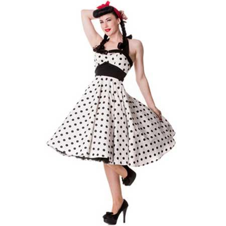 roupas da moda anos 50