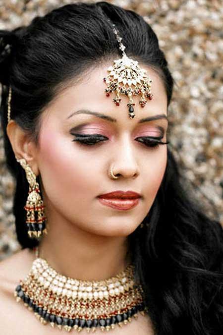 Imagens da Moda Indiana