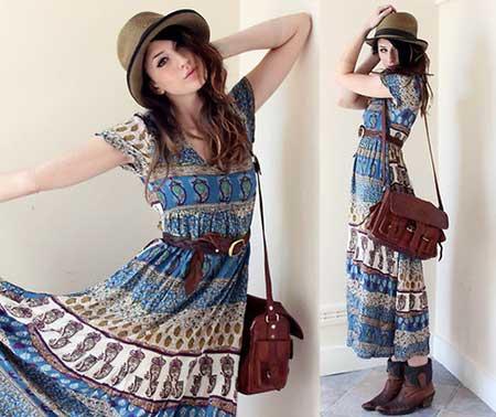 moda indiana para mulheres