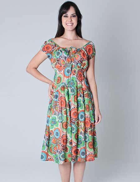 moda indiana feminina
