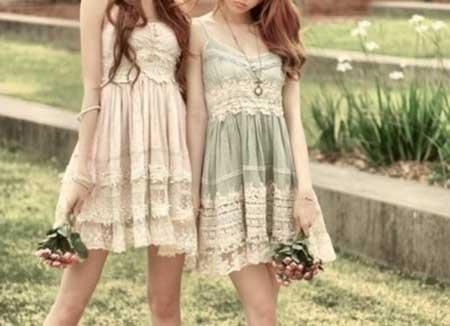 vestidos meigos