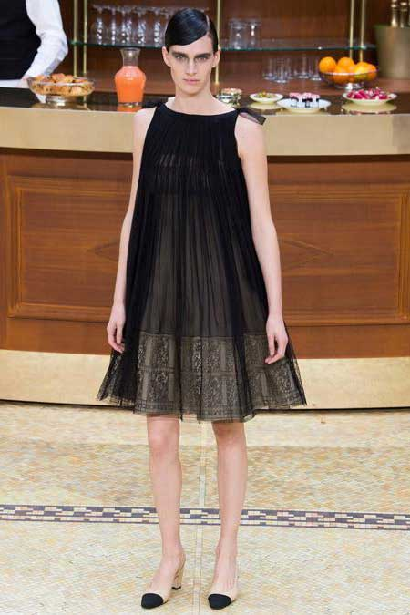 Roupas da Chanel 2016
