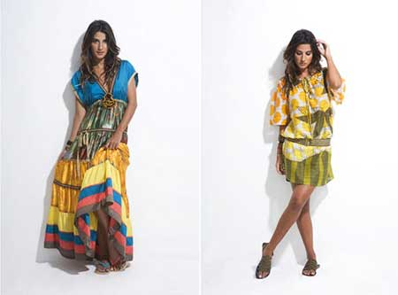 roupa de hippie
