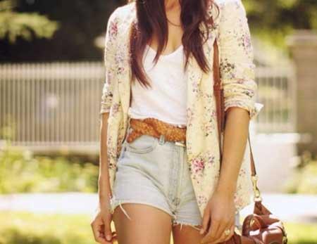look feminino da moda