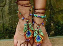 roupa de hippies