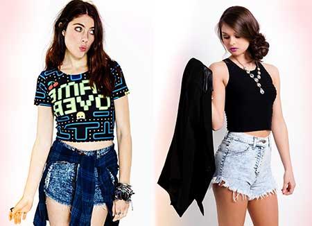 imagens da moda cintura alta