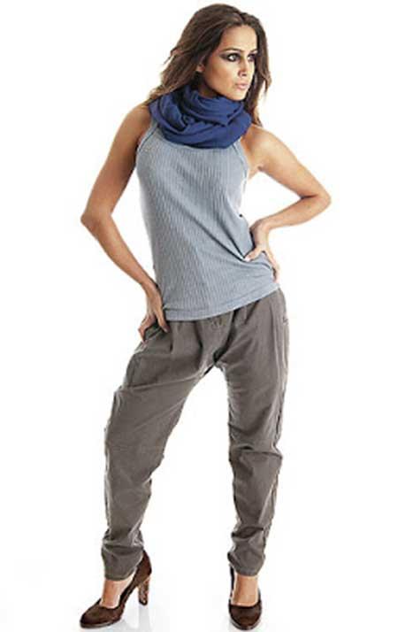 calça saruel da moda