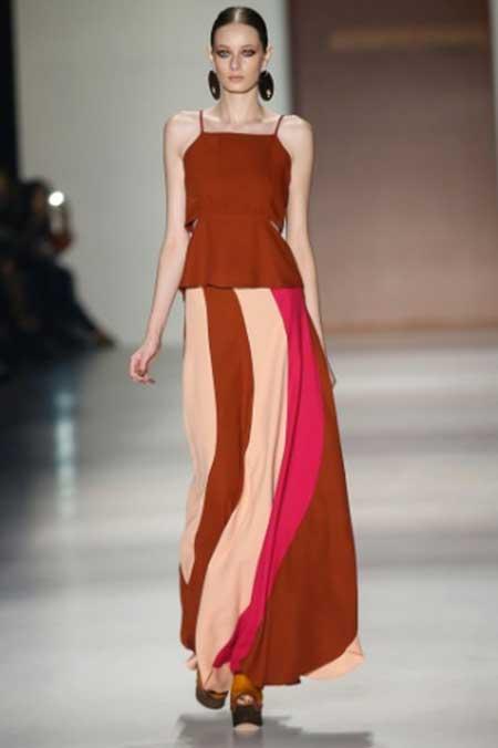 dicas de vestidos longos