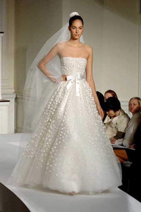 Vestidos de casamento que estao na moda