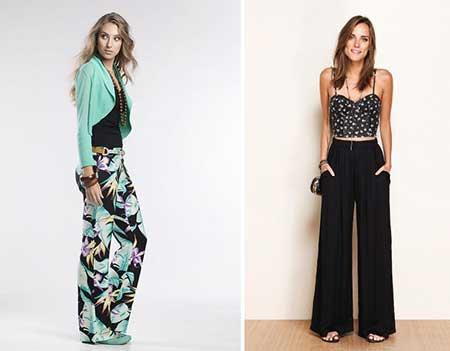 moda cintura alta feminina