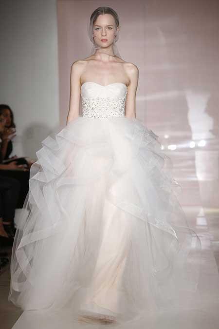 tendências de vestidos de noiva 2016