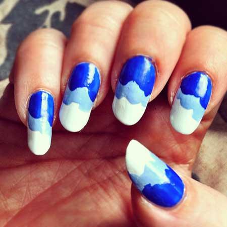 imagens de decoração azul