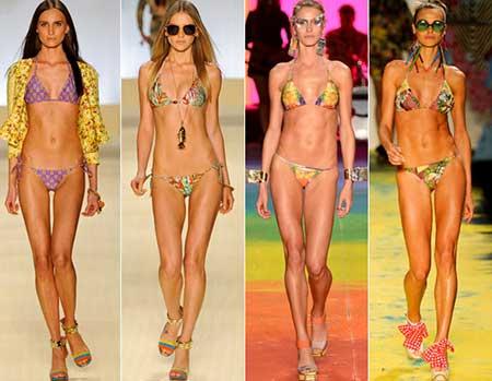 modelos de biquínis femininos