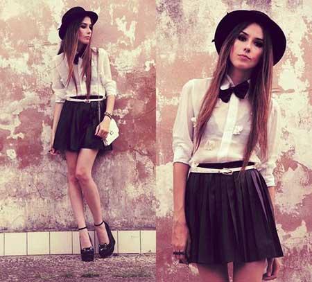 tendências de saias 2016 da moda
