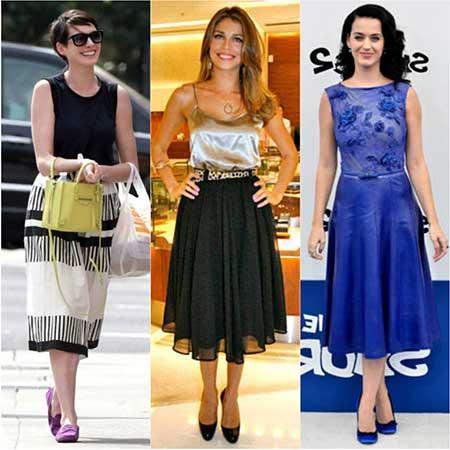 moda e tendências femininas