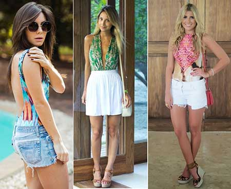 roupas da moda