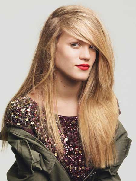 tendências de cabelos da moda