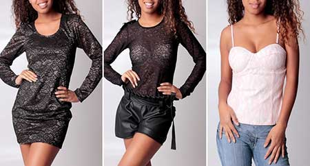 Moda Fashion Feminina